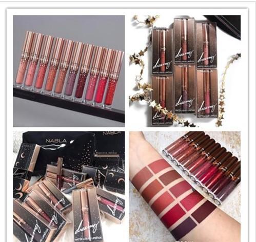높은 품질의 hope13 립글로스 새로운 립 글로스 무료 배송 사랑에 립스틱 립글로스 가을 Mattely을 최신 22 색 매트 트릭 향신료
