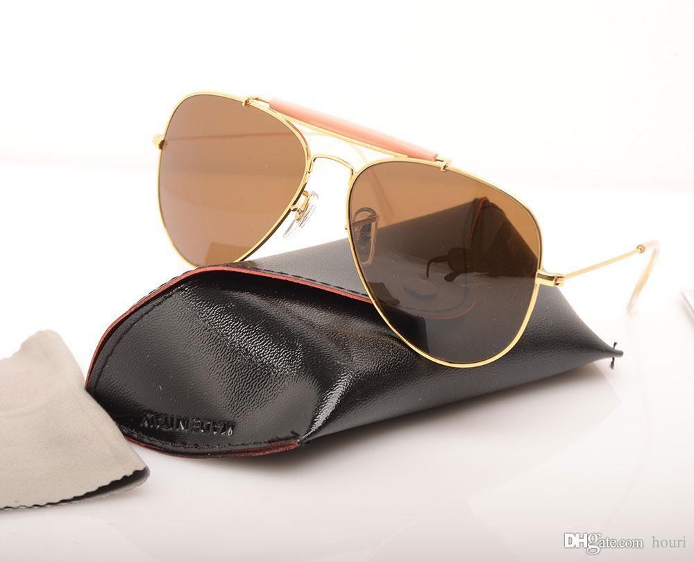 Mens Shooter Sunglasses Fashion Sunglasses Glasses Glass Woman Brand Sunglasses New Original With Unisex Sun Glasses Lens Designer Case Rjmm
