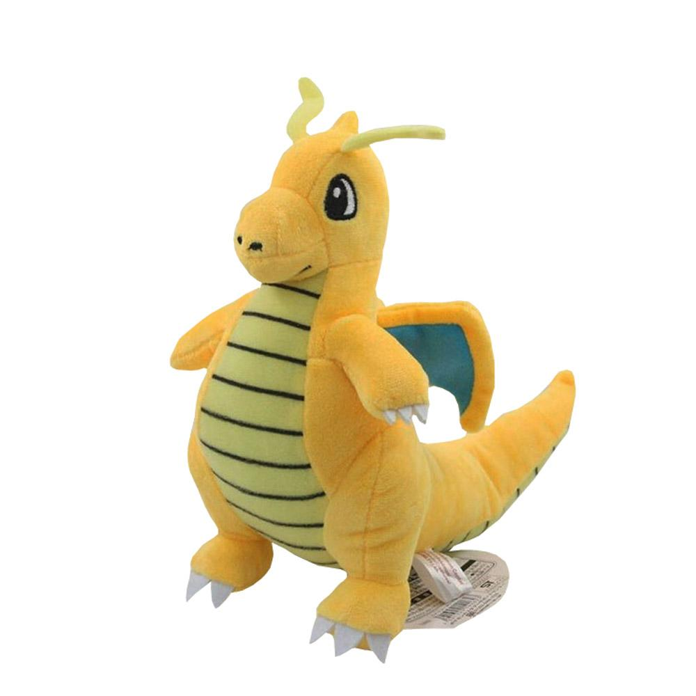 "High Quality Dragonite Plush Doll Stuffed Toy Animals For Baby Best Gifts 9"" 23cm"