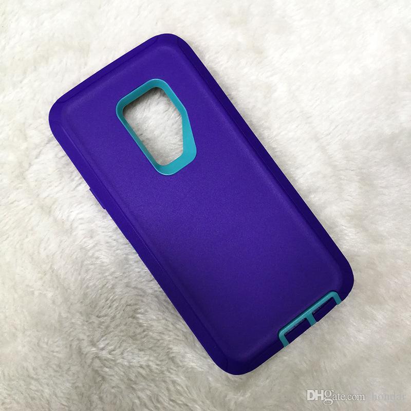 2019 Novedades a prueba de golpes para Samsung Note 4 caso de defensor 3in1 pc + tpu caso de defensor con paquete de Reatil y caja de teléfono diseñador clip