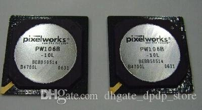 PW106B-10L رقاقة LCD حقيقية ، رقاقة متكاملة ، BGA التغليف الدوائر المتكاملة IC ، رقاقة لوحة محرك LCD ، سلسلة من التكامل IC
