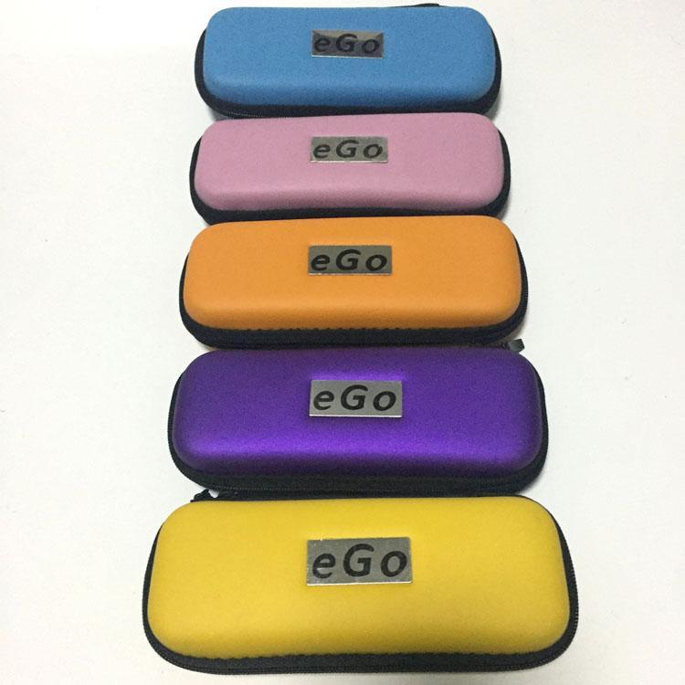 Tank E-sigara hızlı kargo - Fermuar E çiğ Joye eGo-T ego için taşıma ile EGO Elektronik sigara Fermuar kutusu durumda torba paketi