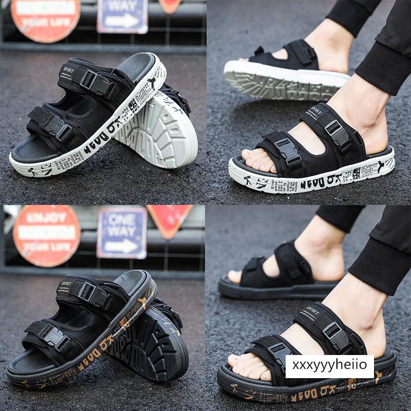 хорошее качество бренда ARIZONA мужской плоский каблук сандалии пряжки лето Классический Открытый Повседневный Вентиляция Тапочки Удобный компилируемые