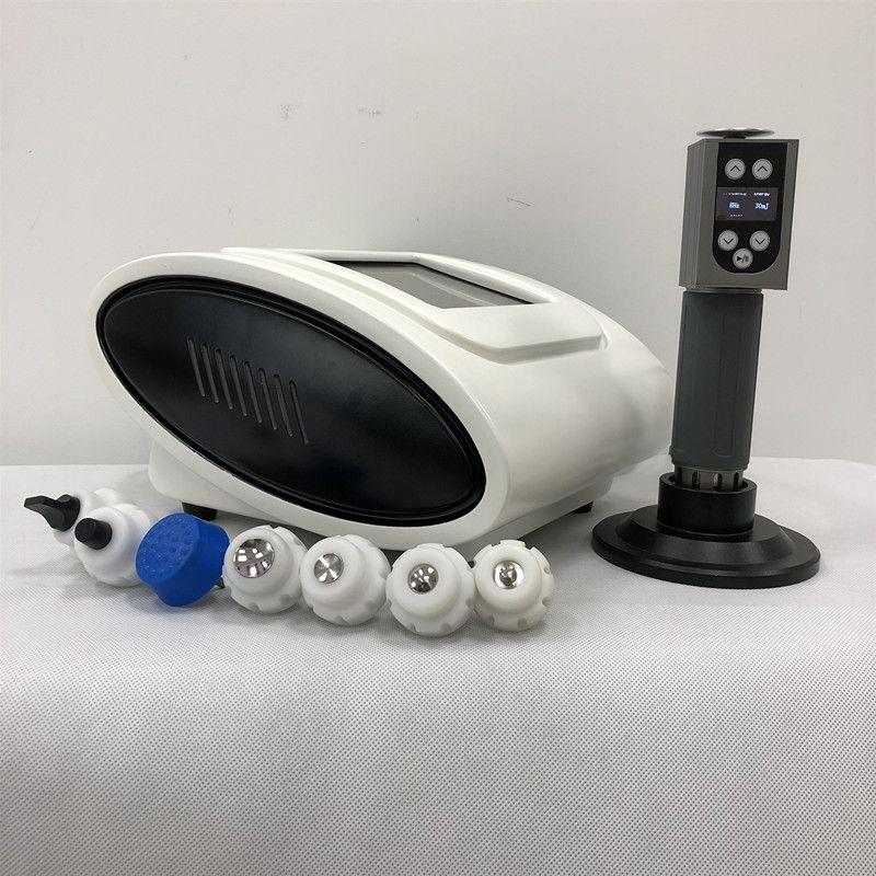 Extrakorporale Stoßwellenmaschine Tragbare Stoßwellentherapiegeräte mit niedriger Intensität für die Behandlung von erektiler Dysfunktion