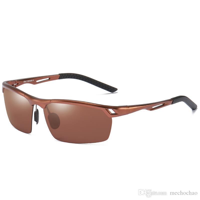 Рыболовные мужчины Мужчины Спорт на открытом воздухе Солнцезащитные очки для велосипедов Бренд Вождение Солнцезащитные очки Солнцезащитные очки Женщины и поляризованный дизайнер MAN GLA PJCN