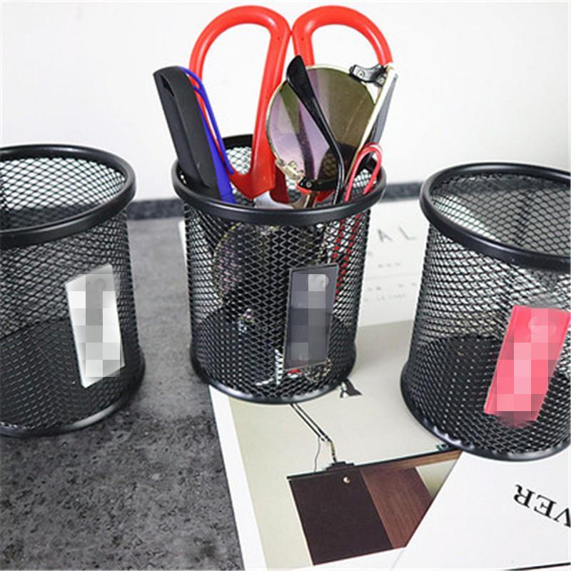 Logo Popolare Cesti rotonda bagagli moderna Articoli metallo dell'ufficio creativo di stoccaggio cesti calda SaleStorage di alta qualità