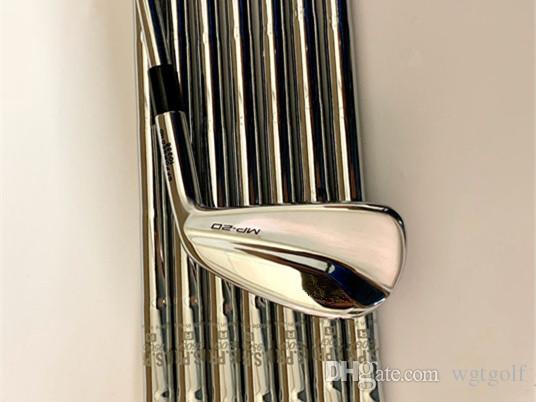 Brandneue MP-20-Eisen-Set MP20 Golf Geschmiedete Irons MP20 Golf Clubs 3-9P Stahlwelle mit Kopfbedeckung