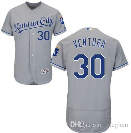 brand new 97376 0bd16 2019 Custom Men Women Youth Majestic KC Royals Jersey #35 Eric Hosmer 30  Yordano Ventura Home Nary Blue Baseball Jerseys From Wddsport, $25.18 | ...