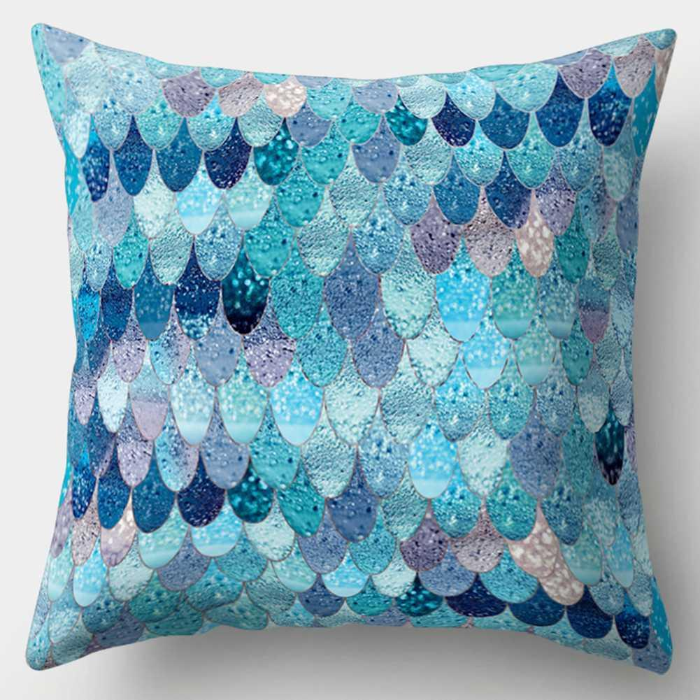 Home Decor Cushion Cover Washable RFID Blocking Car Scale Sofa Universal Indoor Pillow Case
