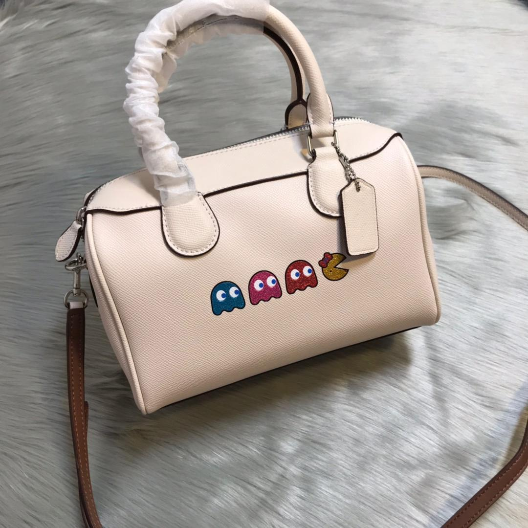 pink color lovely sweet style lady handbags shoulder bags pillow bags big capacity for lady dress working travel