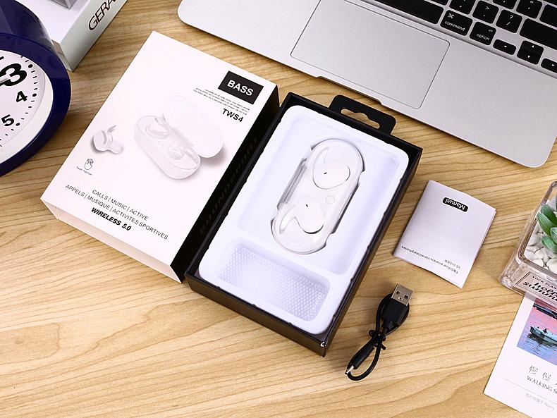 Sony Tws4 Bluetooth 5 0 Wireless Headphones Touch Sports Headphones 3d Stereo Sound Earbuds With Portable Microphone With Charging Case