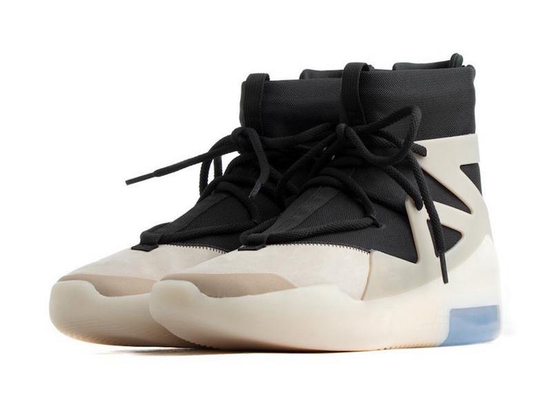 2020 neusten Freigabe Authentisches Gottesfurcht 1 String Nebel Zoom AR4237-902 Männer Basketball-Schuh-Sport-Turnschuhe mit ursprünglichem Kasten