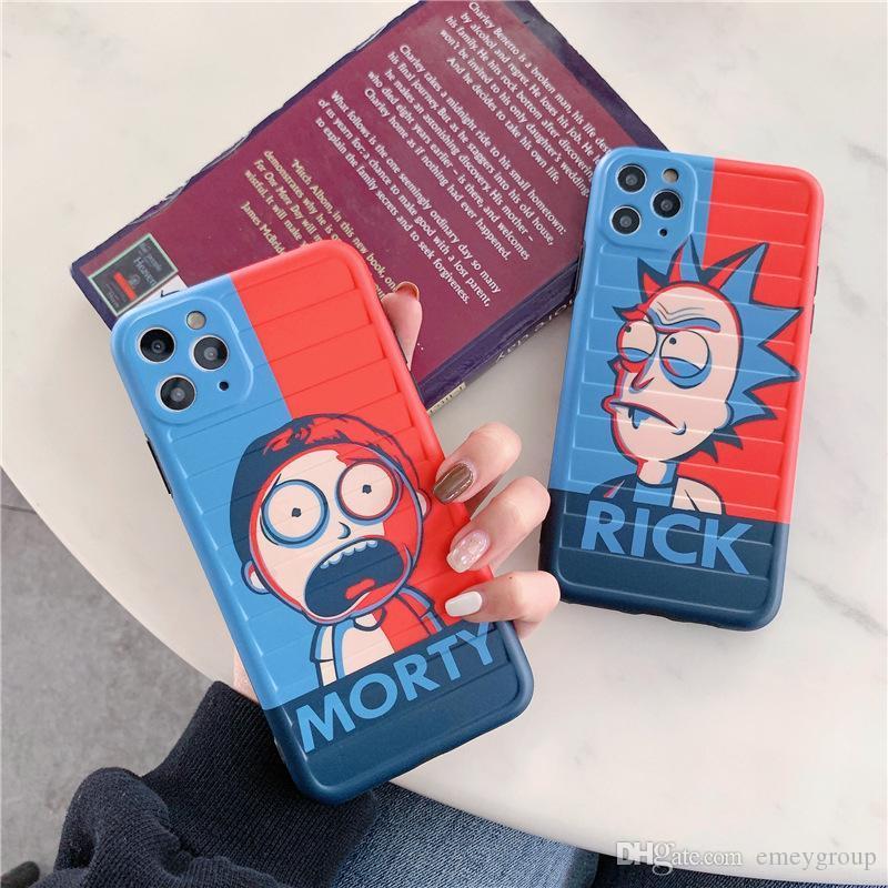Nuovo design di lusso del fumetto sveglio del Stich Stitch LILO cassa del telefono per iPhone 6 7 8 Plus X XR XS Max 11 11Pro 11Pro Max Back Cover Fundas Coque