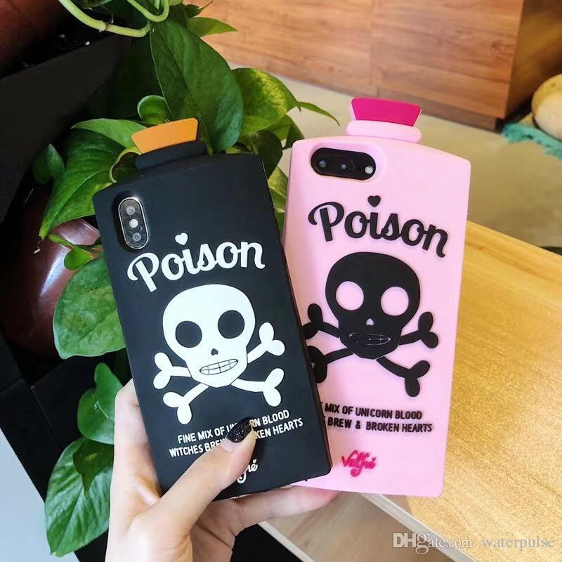 Pretty Poison iphone case