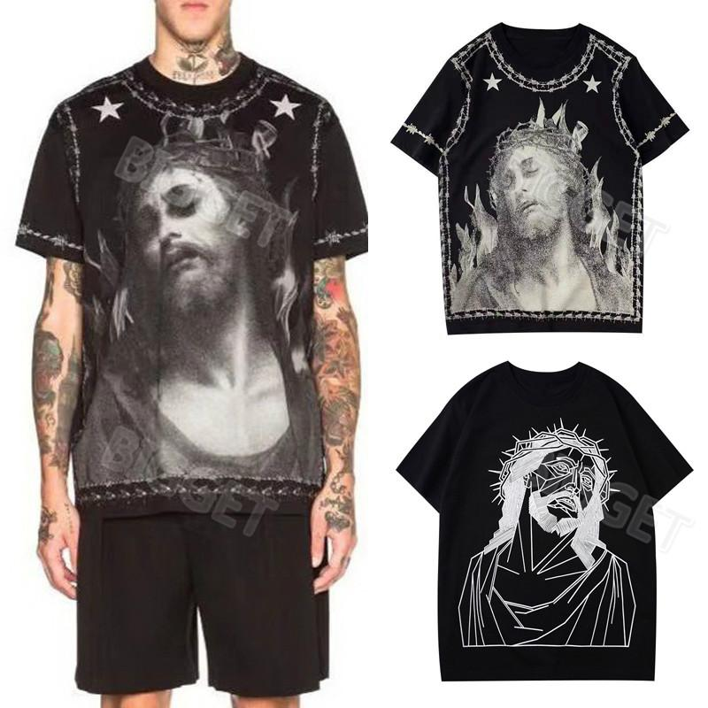Print Designer T Shirt Man Summer O Neck Cotton Comfortable T-shirt Man Casual Short Sleeve Tee