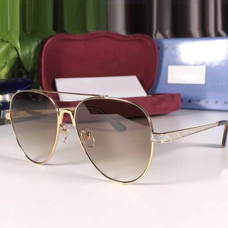 Mens Navigator Sunglasses Classic Square Metal Frame Fashion Shades