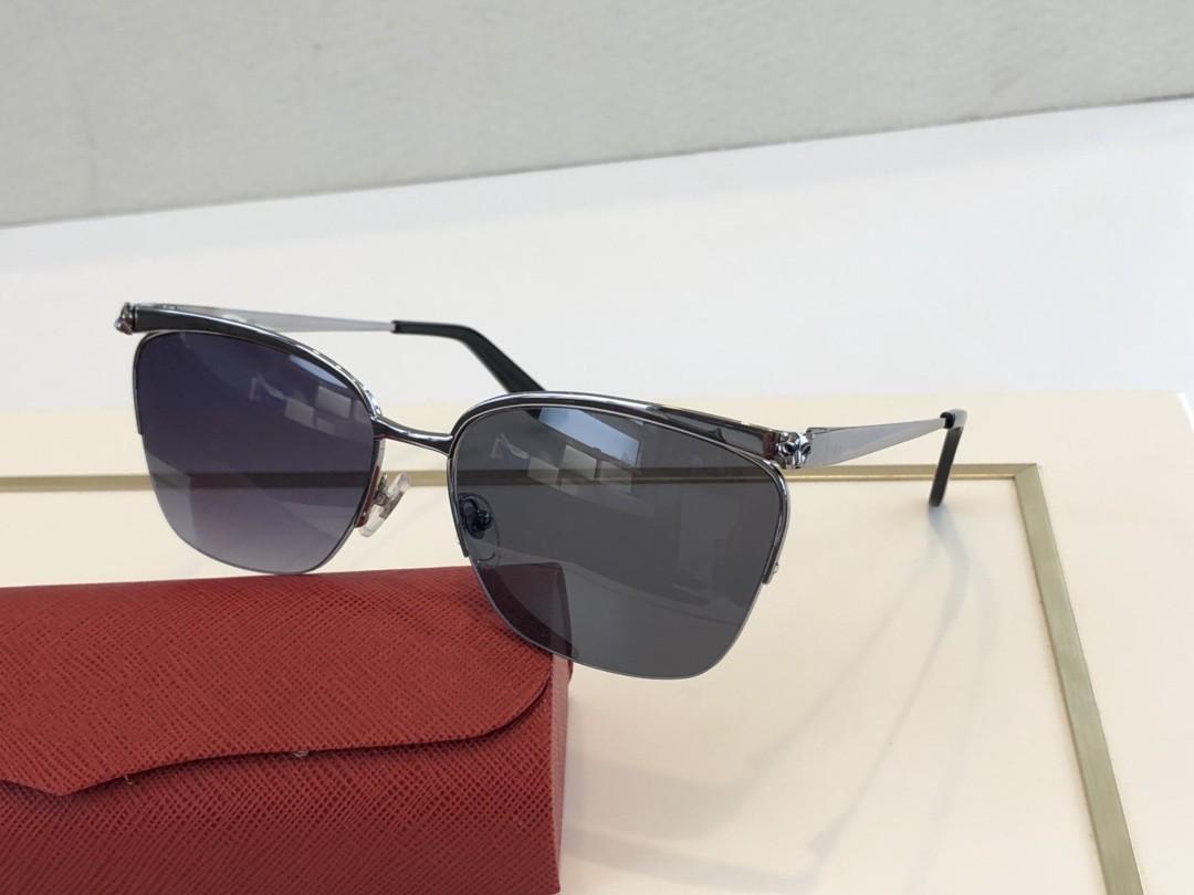Neue Art und Weise Männer 01250 Sonnenbrille einfache populären Frauen-Sonnenbrille Mens-Sonnenbrille im Freien im Sommer Schutz uv400 Großhandel eyewear