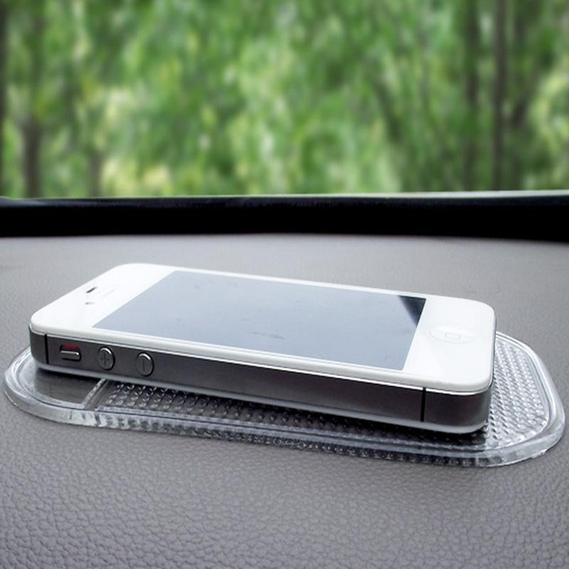 Car Mobile Phone Mat Non -Slip Pad Spider Mat Automobile Anti -Skid Pad Spider Antiskid Pad Washable Non -Polluting Ems