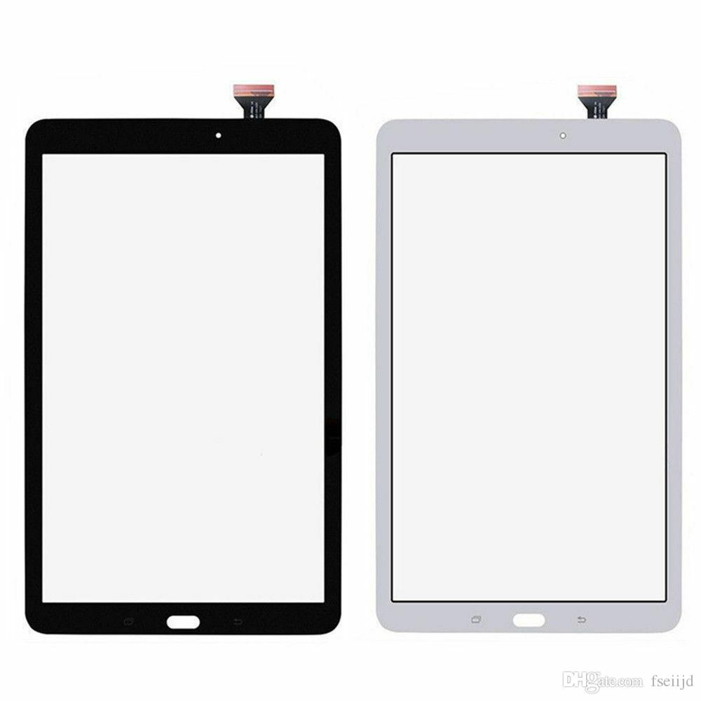 10Pcs Touchscreen For Samsung Galaxy Tab E 9.6 SM-T560 SM-T561 T560 T561 Touch Screen Digitizer Panel Sensor Tablet Glass