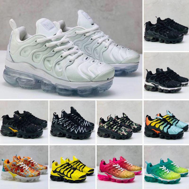 2019 Chaussures Tn Kids Running Sports Shoes Infant Boys Girls Tn ...