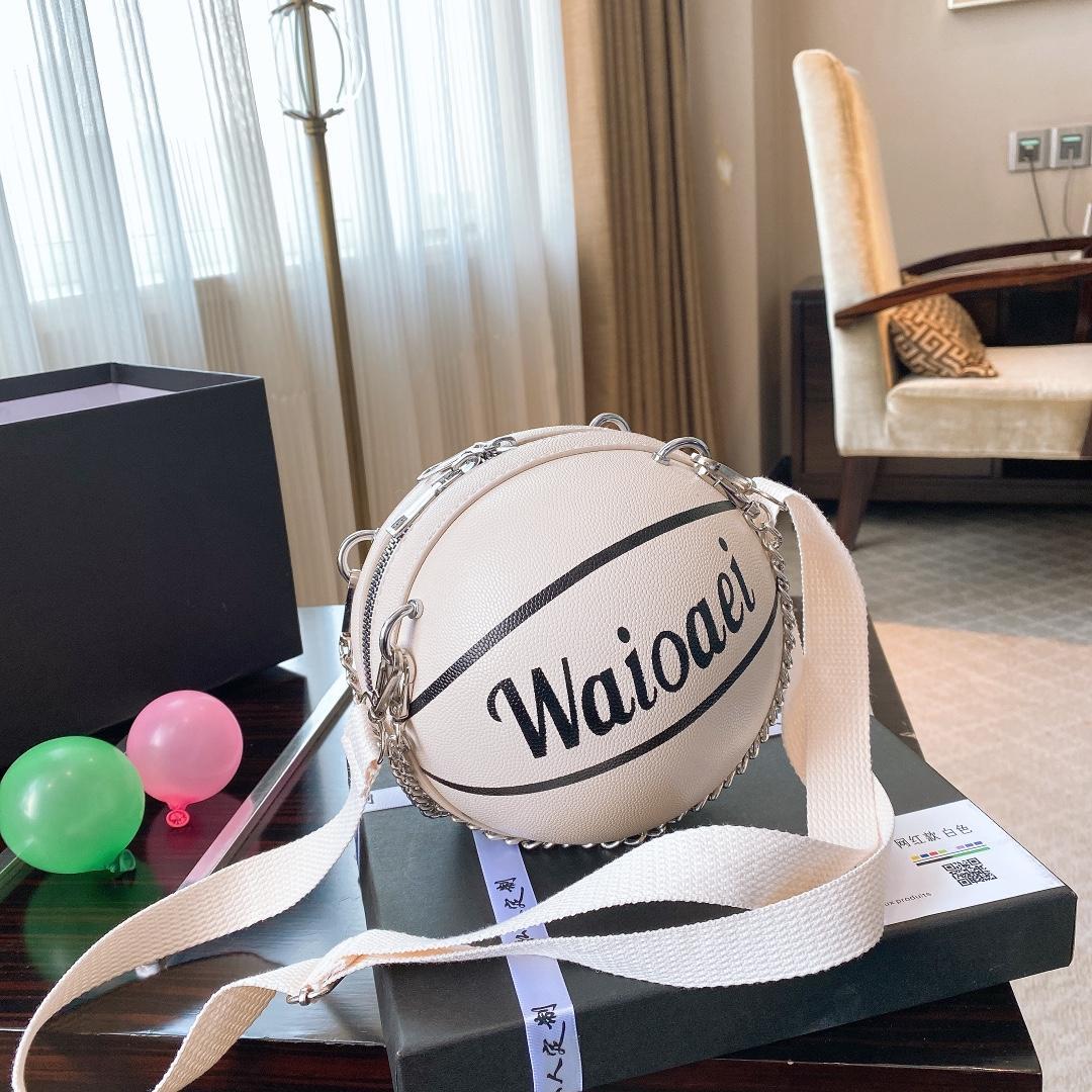 Sac d'épaule vente chaude mignon pour les femmes dames sac à bandoulière Mode sac de basket-ball 20061601X