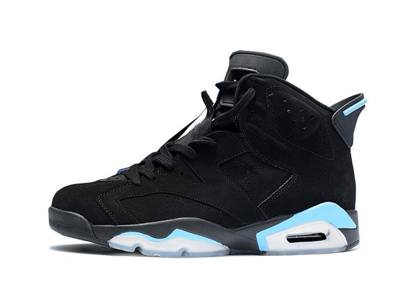 Cheap Sport Shoes Shoes 6s Jumpman di pallacanestro UNC azzurro dell'università Mens Sneakers Tendenza Designer formatori formato casuale 40-45