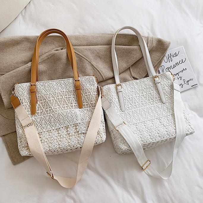 Hombro de lujo del diseñador empaqueta los monederos Mujer de encaje bolsa de asas del Cruzado mayor de las muchachas Bolsas