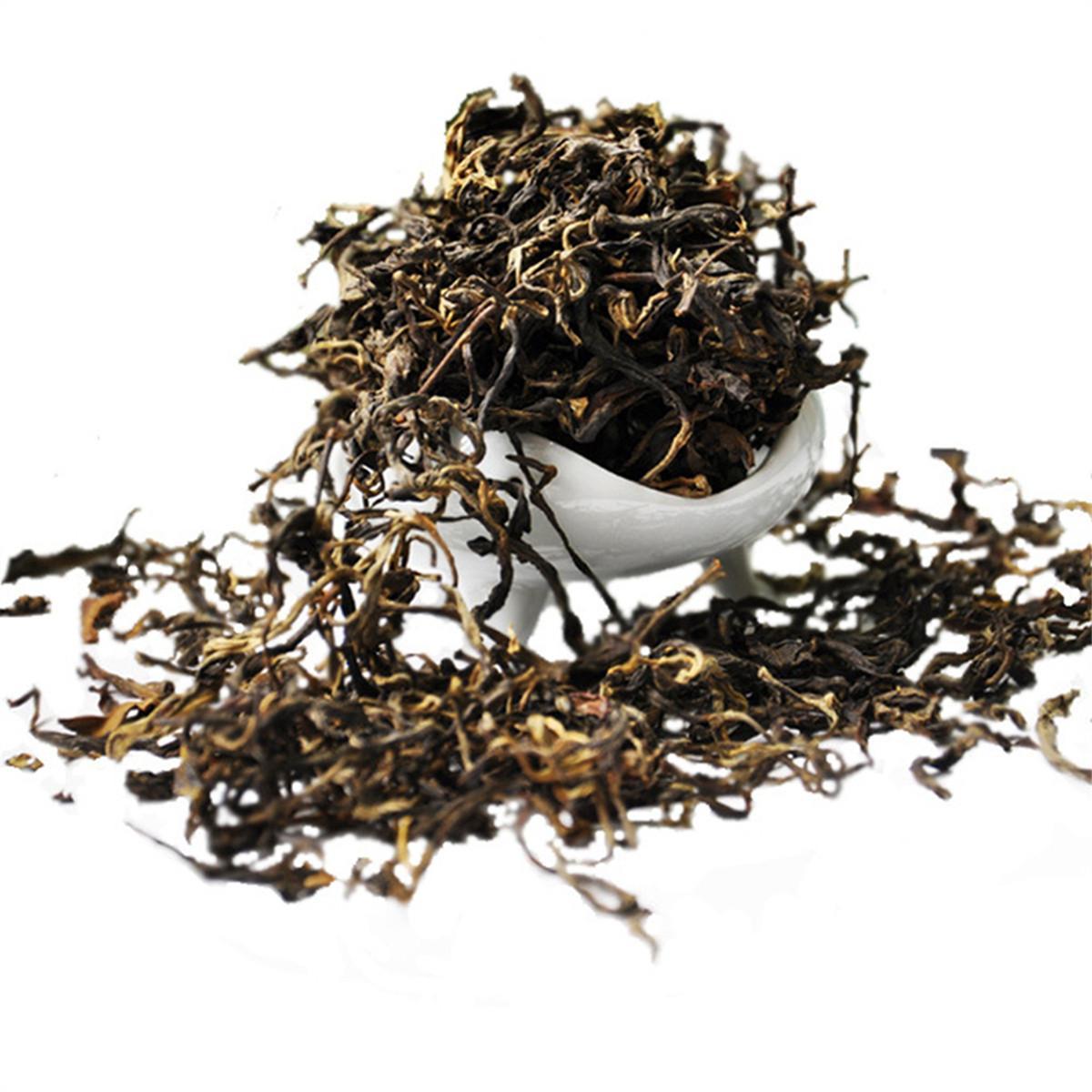 Tercih Çin Organik Siyah Çay Yunnan Toplu Dianhong Kırmızı Çay Sağlık Yeni Pişmiş çay Yeşil Gıda Fabrikası Direkt Satış