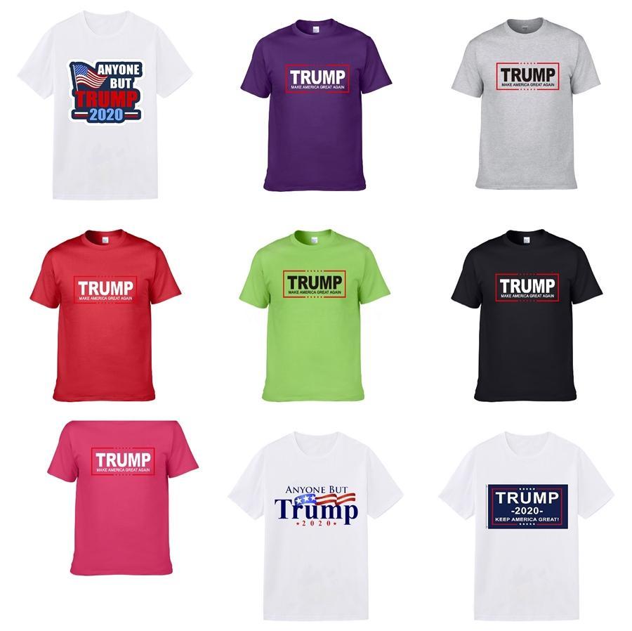 Stampa Nuovo 3D a manica corta Trump T-shirt LifeLong Avvocato stampa del modello Primer Shirts Hirt uomo parti superiori di modo del progettista del Mens # 840