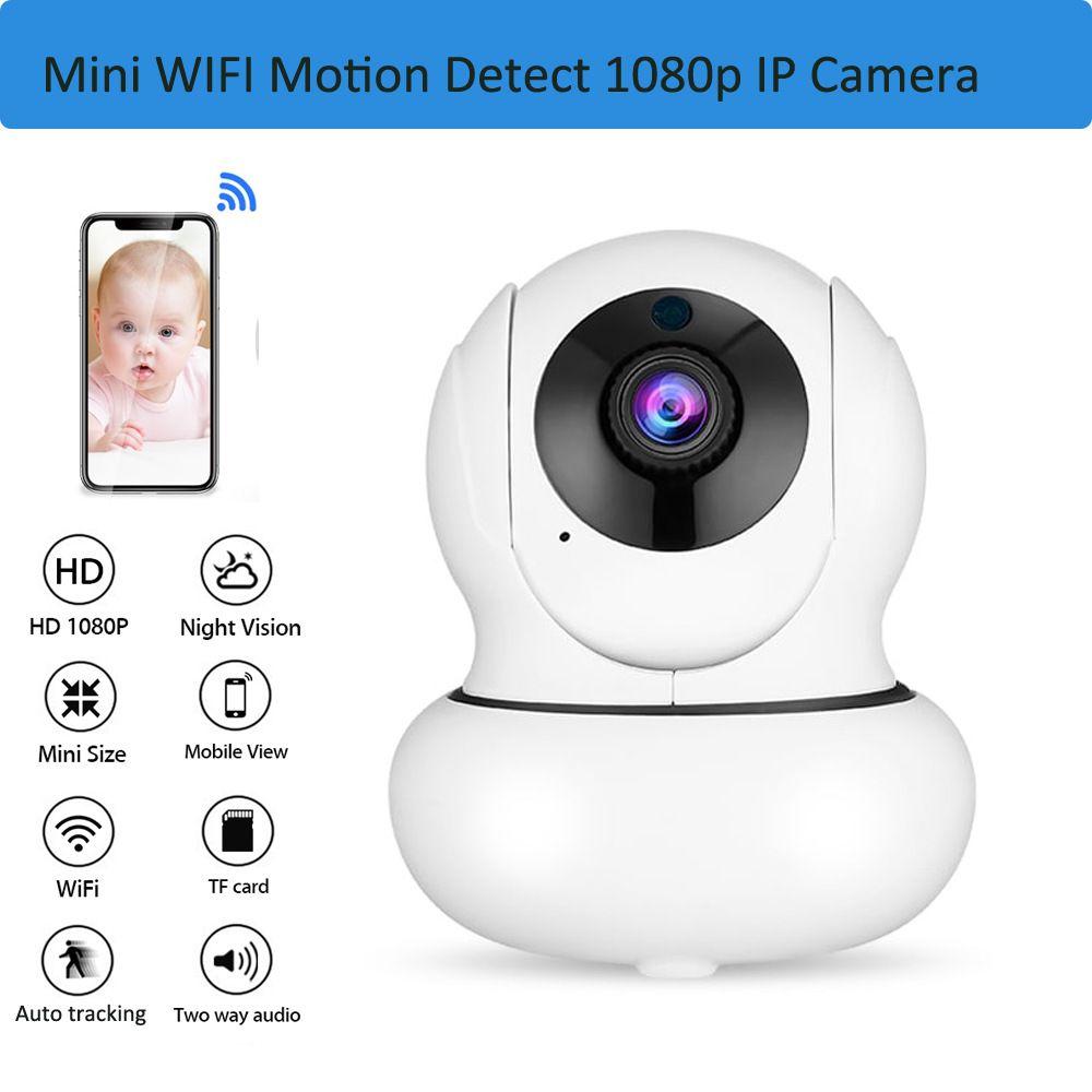 4X Zoomable IP Camera 1080P inseguimento auto telecamere di sorveglianza di rete senza fili Wi-Fi PTZ del CCTV di sicurezza domestica