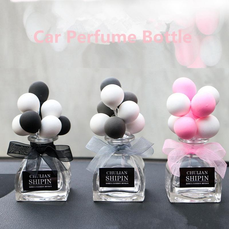 Araba Parfüm Şişesi Parfüm Boş Şişe Havalı Klip Oto Hava Spreyi Klima Outlet Koku Kokusu Difüzör HHA232