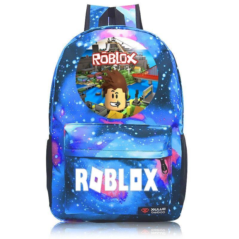 Personalised Roblox Figures Drawstring Storage Bag