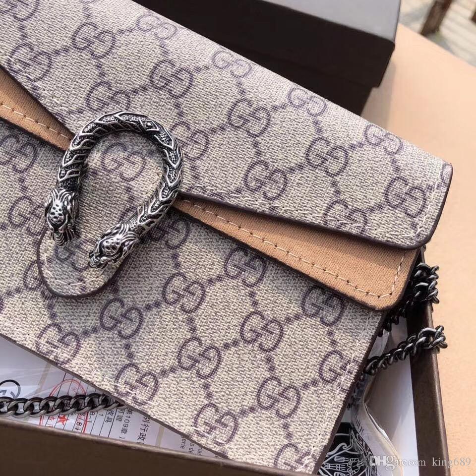la venta de calidad superior de la serpiente clásico de mano Bolsas de embrague bolsos prácticas bolsas de hombro de la cadena de la noche bolsas para transportar cadáveres cruzadas con la caja
