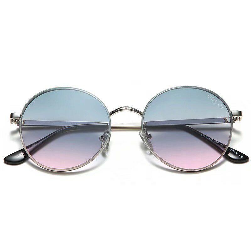 Neue Art und Weise Pilot polarisierten Sonnenbrillen für Männer Frauen Metallrahmen Spiegel polaroid Objektive Fahrer Sonnenbrillen mit braunen Koffer und Box