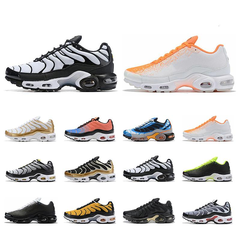 Mais recente 2019 TN Utral verde rosa formadores branco dos homens SE Running Shoes Chaussures Sneakers atletismo