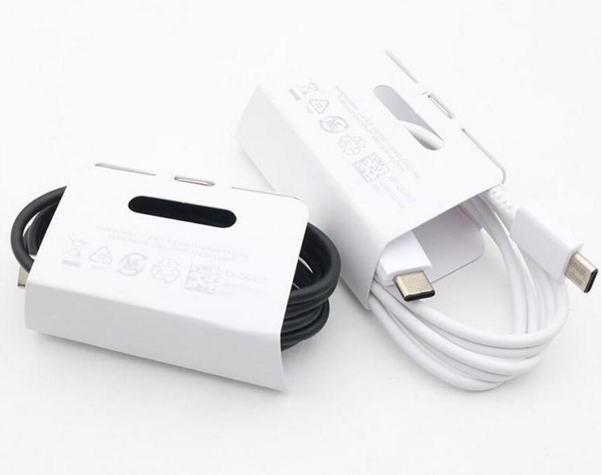 دي إتش إل الحرة للحصول على سامسونج مذكرة 10 USB نوع C إلى C USB كيبل للمجرة note10 زائد PD QC3.0 السريع كابل المسؤول عن نوع-C الأجهزة