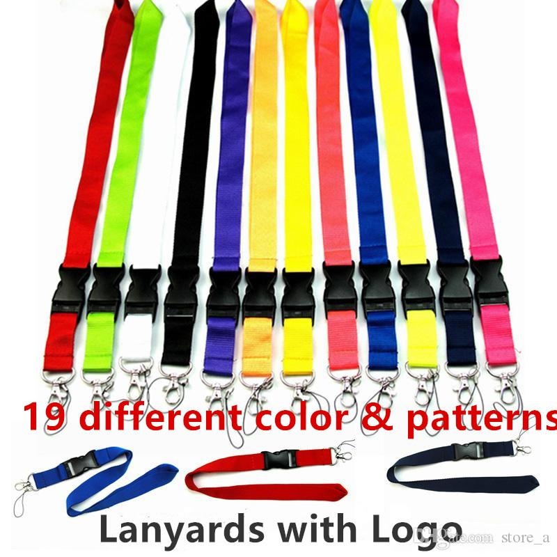 Phone lanyards I LOVE JESUS Styles for Key/ID Card/Phone Straps Keychain V PINK COLOR Lanyard Straps 19 colors