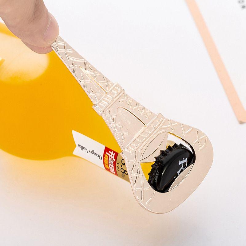 Eiffelturm-Flaschenöffner-Hochzeitsfestbevorzugungs-Hochzeitsgeschenk-Werbegeschenke für Gäste