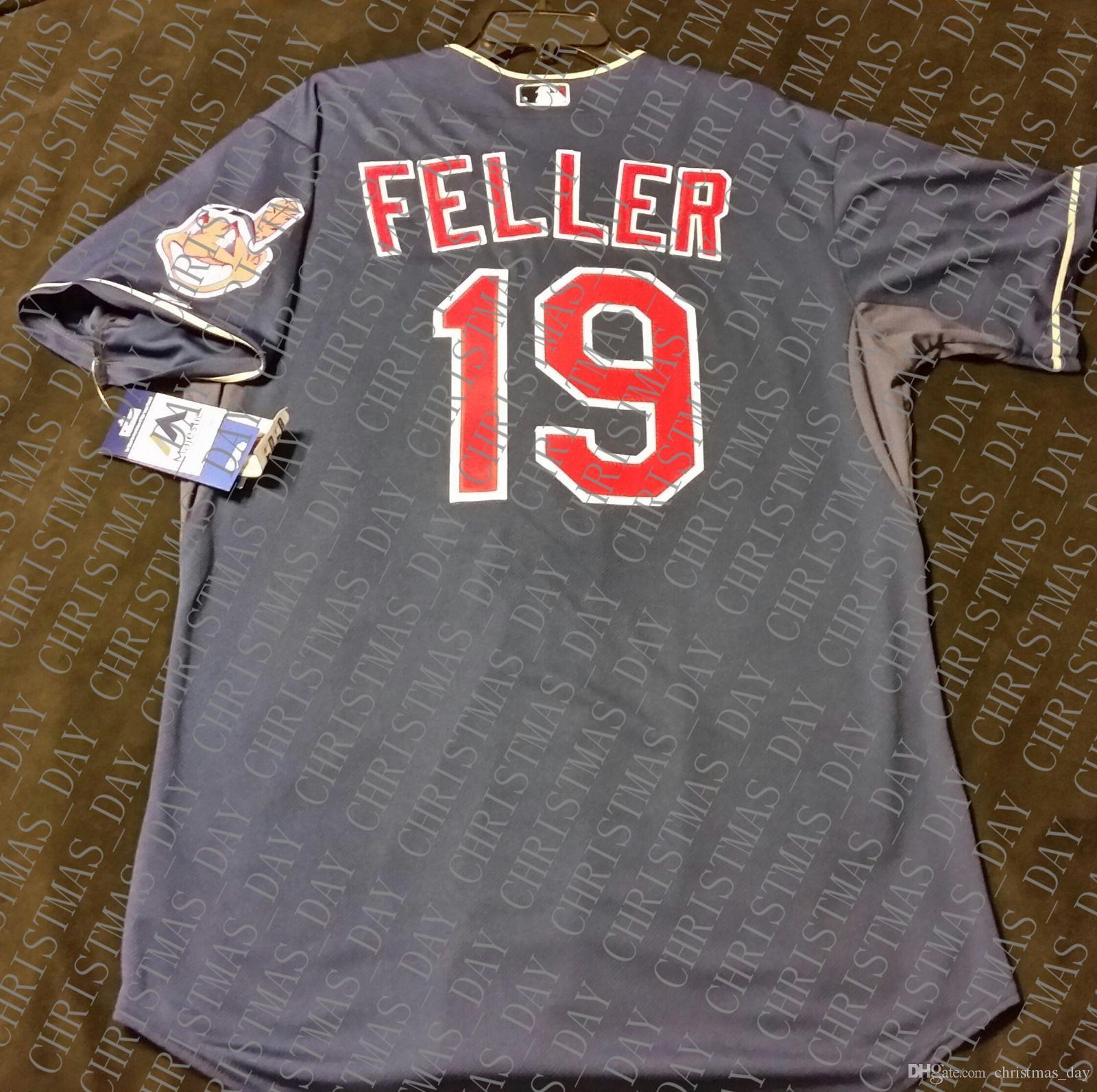 Embroidery BOB FELLER Jersey Stitched