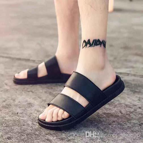 bayan ayakkabı Sandalet Yüksek Kaliteli topuklu Sandalet Terlik Huaraches terlik shoe06 PL939 için Floplar loafer'lar ayakkabı çevirin