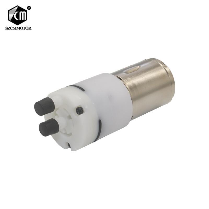 Whosale Mini Silent Water Pump Мембранный самовсасывающий всасывающий вакуумный насос для аквариума DIY Микро водяные насосы