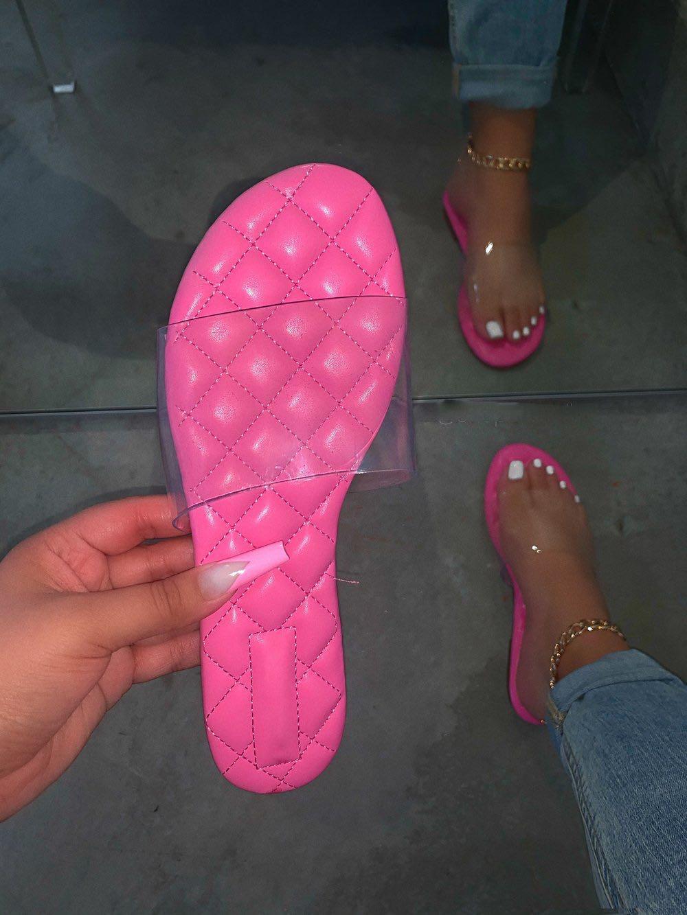 envío libre de las sandalias de mujer negro 2020 pequeñas mujeres fragantes nuevo diseño de zapatos de las mujeres zapatos de diapositivas bajo precio al por mayor caliente
