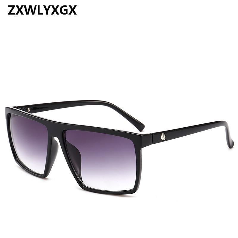 2018 Mais novos homens Square Classic óculos de marca Hot Selling Sun Óculos Vintage Oculos UV400
