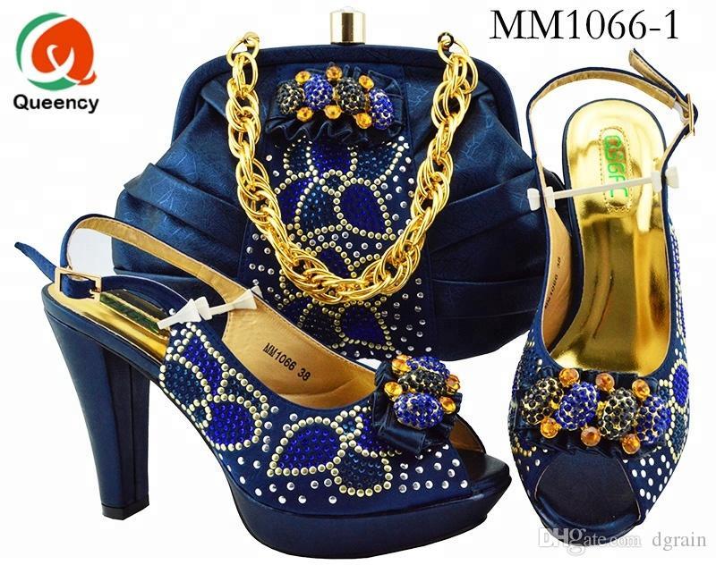 Dgrain Hochwertige Mode Großhandel Afrikanische Mode Hohe Qualität Frauen Schuhe Und Taschen Abendgesellschaft Clutch Bag