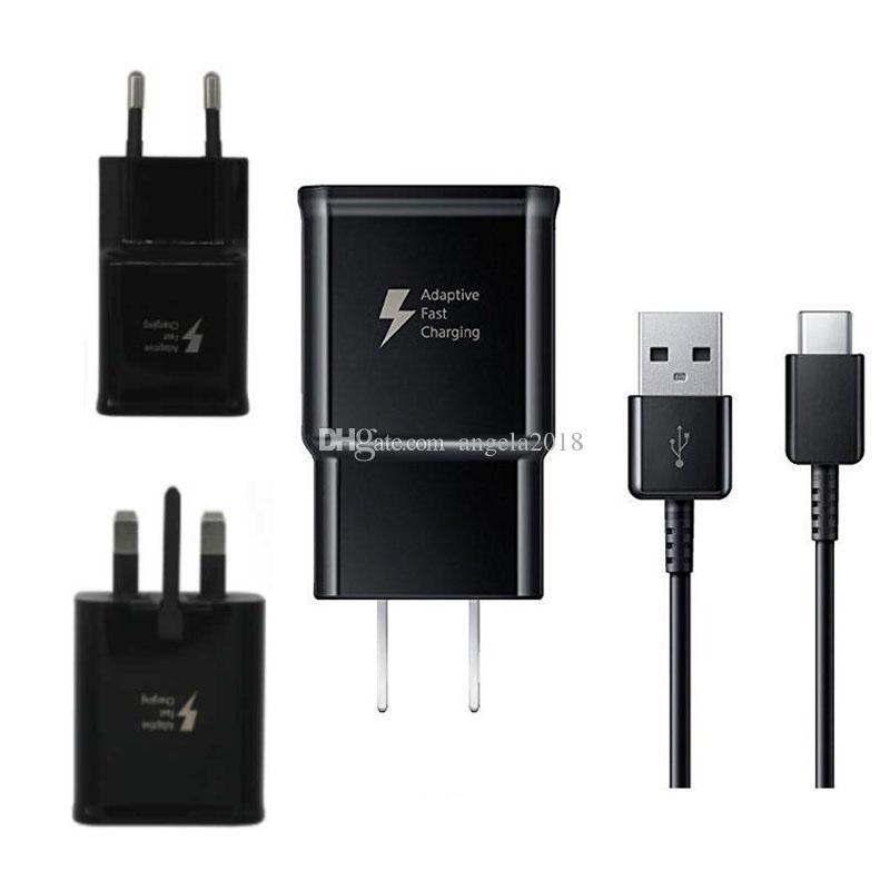 Высокое качество С8 быстрое зарядное устройство 1,2 м Тип-C USB кабель для передачи данных зарядное устройство адаптер 5V 2A для С8 С8 плюс