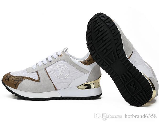 zzxllv1728 new lady men hot high quality Design mesh Shoes Casua fashion l Shoes Men Women Triple Casual Race llLuxury Shoes