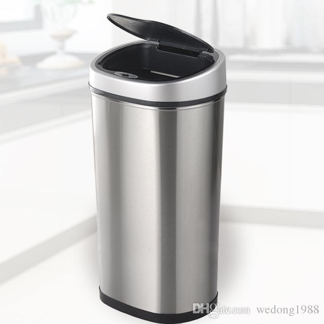 2019 2018 Wholesale Cheap Newest Trash Can Storage 13 Gallon Kitchen Sensor  Trash Cans Wholesale Price For Wholesale From Wedong1988, $30.16 | ...
