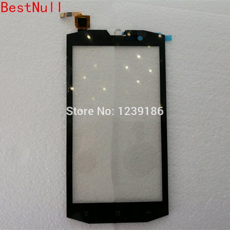 vente en gros pour Senor tactile AGM A8 lentille en verre pour écran tactile + téléphone mobile AGM A8 + Track