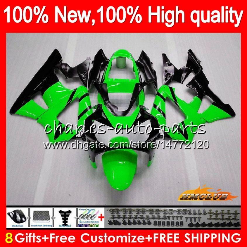 HONDA 밝은 녹색 새로운 CBR 929RR 900 929 RR CC 900CC 929CC 900RR 76HC.84 CBR929RR CBR900RR CBR929 CBR900 RR 2000 2001 00 01 페어링에 대한 신체의