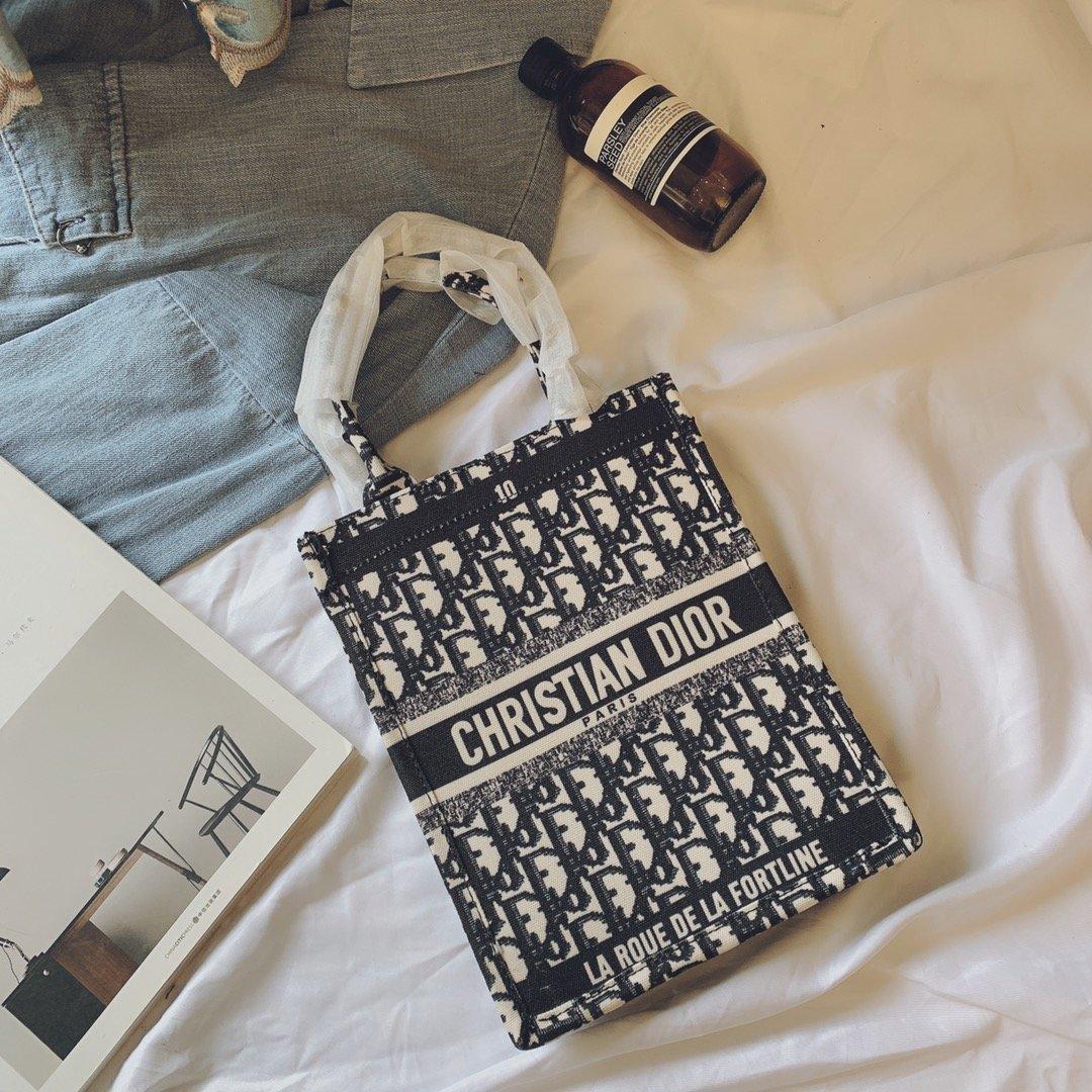 La bolsa de asas bordada de las mujeres pueden usar la manera para las compras del bolso 021905